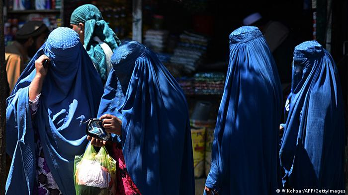 Wahl Afghanistan 2014 Straßenszene