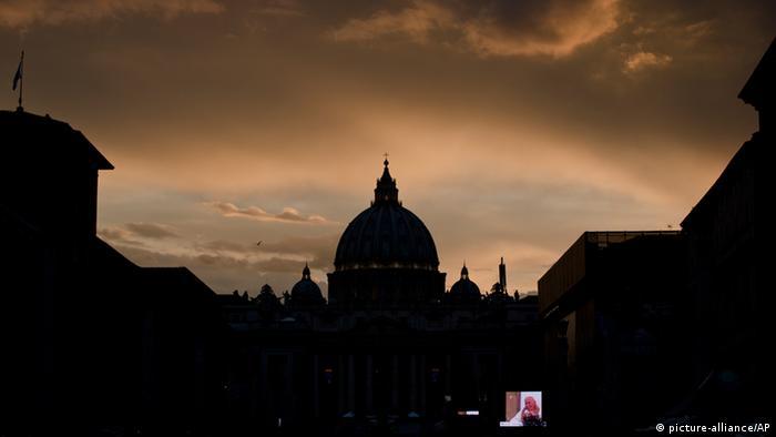 Rom am Vorabend der Heiligsprechung