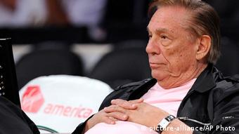 Clippers-Clubchef Donald Sterling (Archivbild AP)