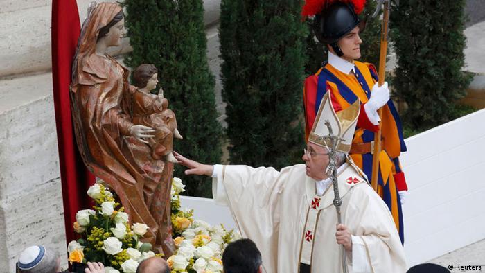Vatikan Heiligsprechung zweier Päpste Franziskus