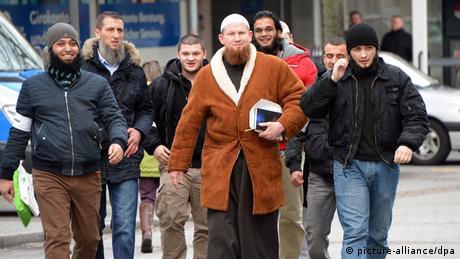 Salafisten Deutschland Pierre Vogel