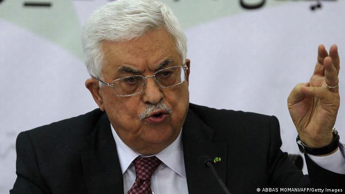 Mahmoud Abbas (Foto: AFP/Getty Images)