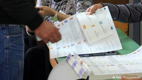 Präsidentschafts- und Parlamentswahlen in Mazedonien (Petr Stojanovski)
