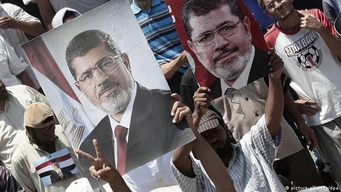 Militärputsch in Ägypten