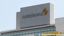 AstraZeneca Pharmakonzern Logo