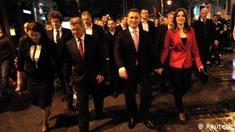 Mazedonien Wahlen 27.04.2014