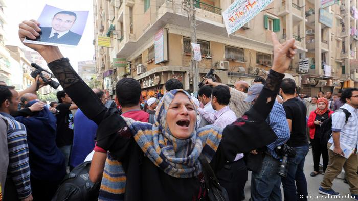 Ägypten Gerichtsurteil 28.04.2014 Minya