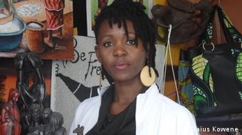 Portrait of Mapendo Sumuni. Photo: Gaius Kowene