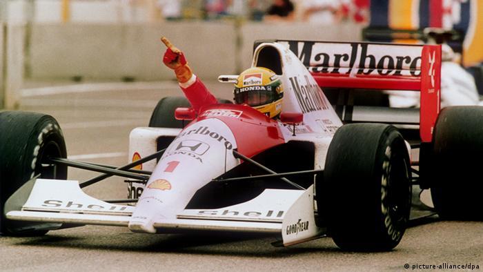 Ayrton Senna Phoenix 1991