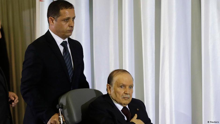مسؤول جزائري يؤكد قدرة بوتفليقة على حكم البلاد   DW   19.12.2014