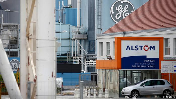 Alstom General Electric in Frankreich (Reuters)