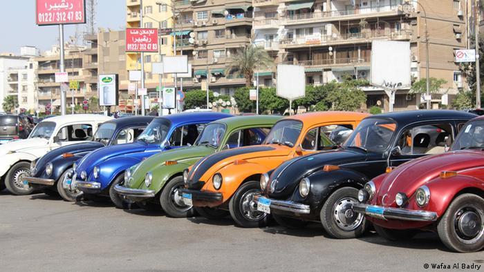Ägypten VW Käfer