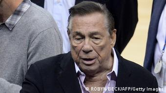USA Sport Basketball Klubbesitzer Donald Sterling (ROBYN BECK/AFP/Getty Images)