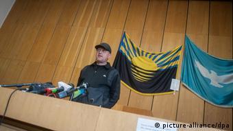selbst ernannter Bürgermeister von Slawjansk