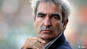 Raymond Domenech - Nationaltrainer Frankreich