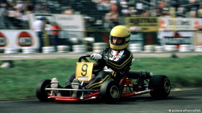 Ayrton Senna (picture-alliance/ASA)