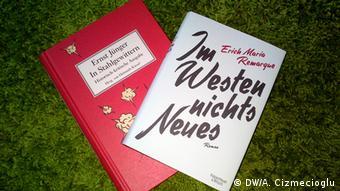 К 100-летию Первой мировой войны в Германии выпущены новые издания книг Ремарка и Юнгера