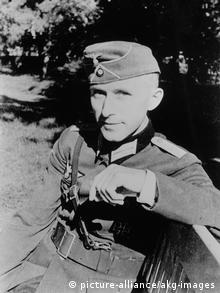 Офицер Второй мировой Эрнст Юнгер
