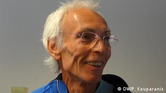 Ο Χάιντς Κέμπριχ, ένας εκ των εμπνευστών της ελληνογερμανικής συνδικαλιστικής συνεργασίας