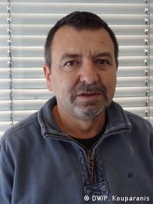 Ο Νίκος Καλόγηρος μέλος της Διδασκαλικής Ομοσπονδίας Ελλάδας