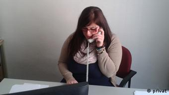 Lidia Pérez Rodriguez spanische Auszubildende in Deutschland - (Foto: Privat)