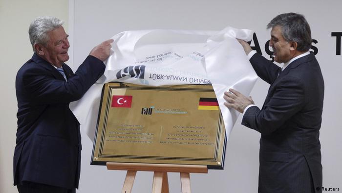 Gauck and Gul