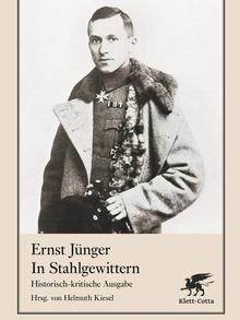 Эрнст Юнгер прошел всю войну