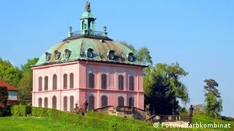 Охотничий замок Морицбург
