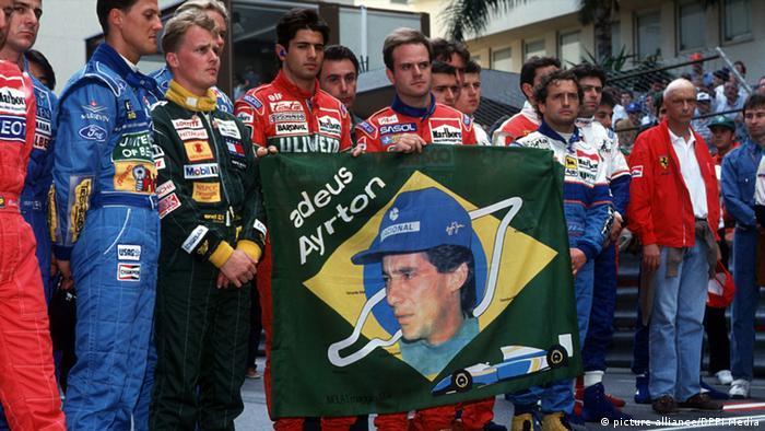 Formel 1 1994 GP Monaco