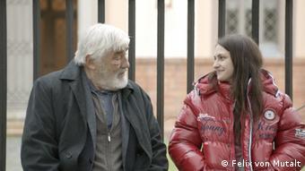 Filmszene aus Der letzte Mentsch (Foto: Felix von Mutalt)