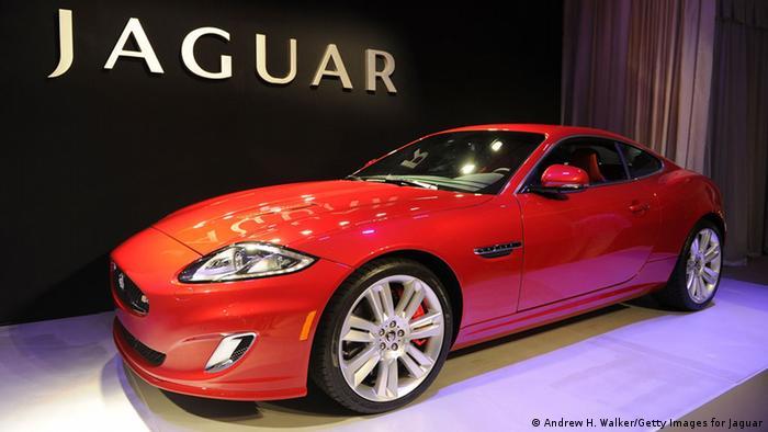 Jaguar E-Type (Andrew H. Walker/Getty Images for Jaguar)