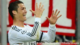 Champions League Halbfinale FC Bayern München - Real Madrid CF