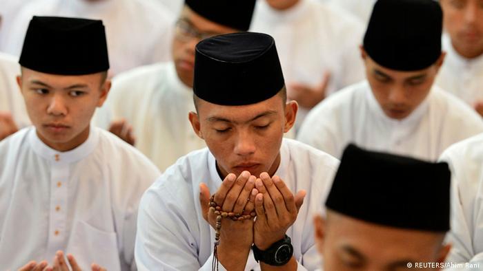 Japan Brunei Moschee Muslime (REUTERS/Ahim Rani)
