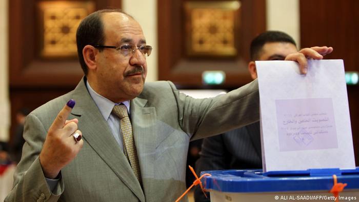 Iraq vote April 2014