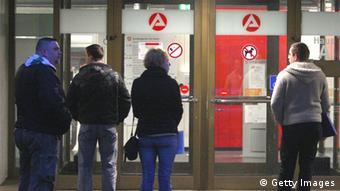 Deutschland Arbeitslosigkeit
