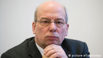 Rainer Wendt, Bundesvorsitzender der Deutschen Polizeigewerkschaft