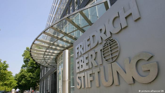 Gebäude der Friedrich-Ebert-Stiftung
