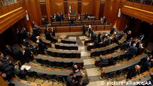 Parlament in Libanon