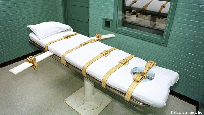 US death penalty