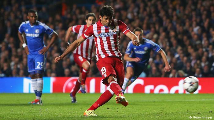 Champions League Chelsea FC - Atletico Madrid