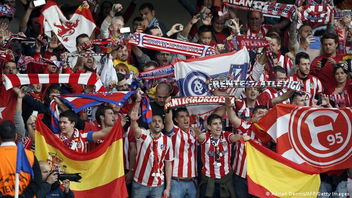 Champions League Chelsea FC - Atletico Madrid