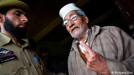 Indien Wahlen in Kashmir