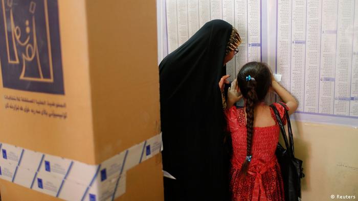 Irak Wahl 2014