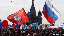 1. Mai Tag der Arbeit Russland