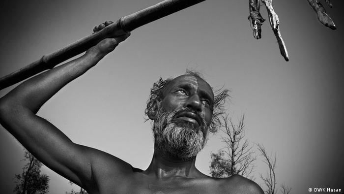 Fotoreportage zur Problematik des Klimawandels in Bangladesch