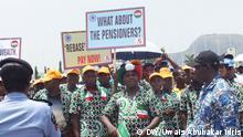 1. Mai-Kundgebung in Abuja