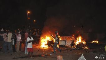 Bomb explosion in Abuja