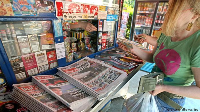 Kiosk u Srbiji