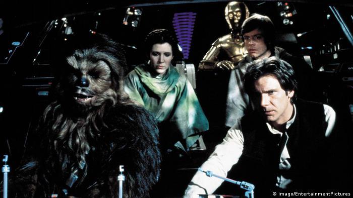Bildergalerie Star Wars Rückkehr der Jedi Ritter 1983 (imago/EntertainmentPictures)