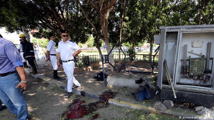 Ägypten Anschlag Kairo 02.05.2014